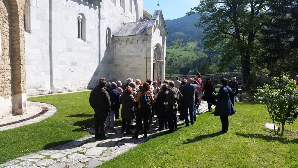 Visita della Fondazione in Serbia